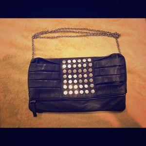 Handbags - Black cross body/clutch